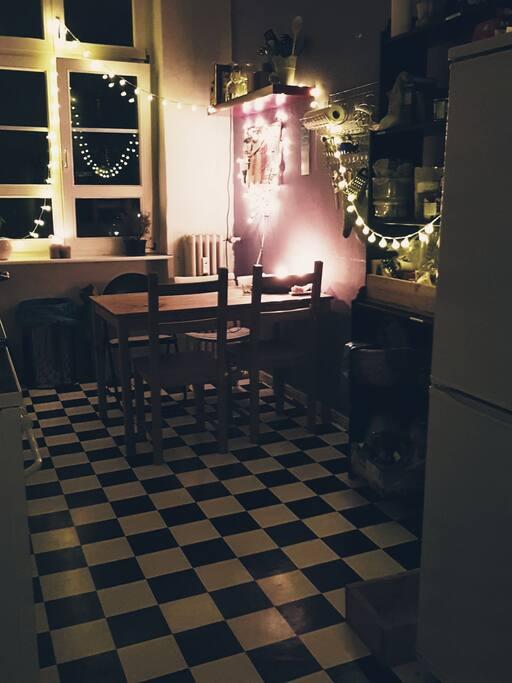 Cozy Kitchen <3