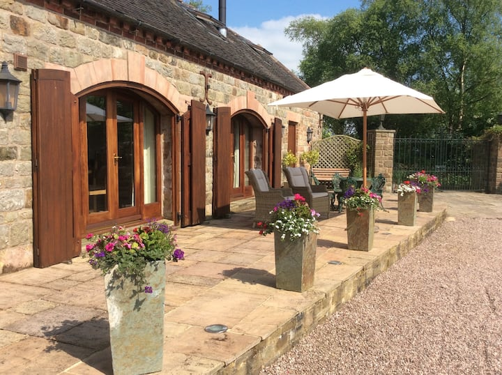 Stunning, award winning self catering holiday barn
