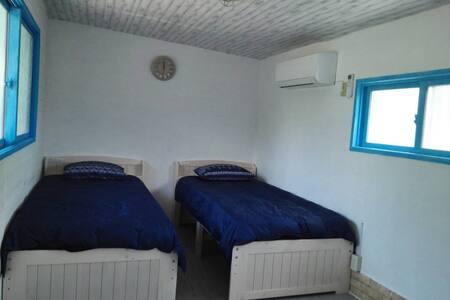 1日1組限定のお部屋です。貴方だけの空間が広がります。
