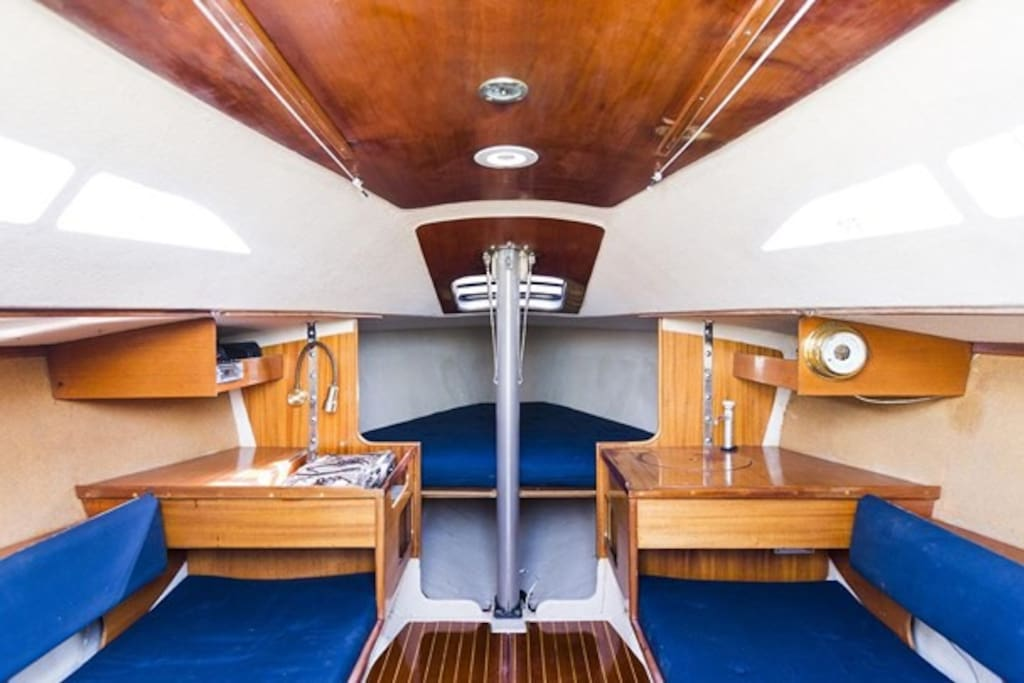 This picture is another x-79 Sailboat.