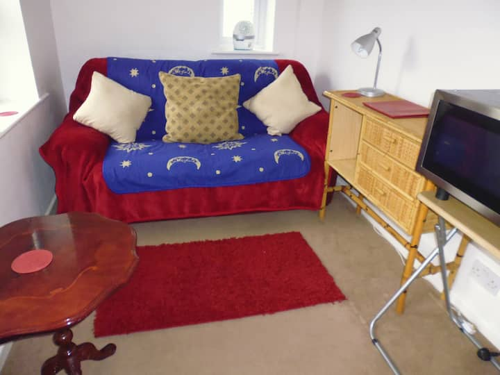 Central Buxton Studio Self-Contained Flat