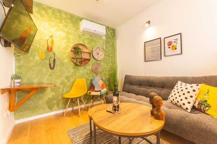 Beautiful designed studio on Sokolov #4