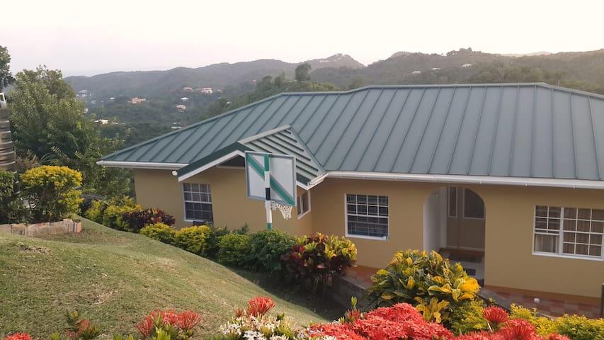 Jealous Mountain NEW 2 - Bedroom Apt. - Morne Jaloux Ridge - Appartamento
