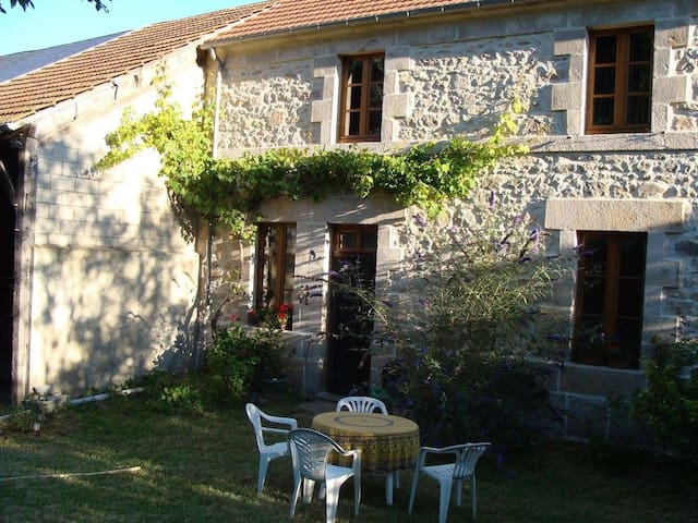 Authentieke woning in de Creuse - Clugnat - Holiday home