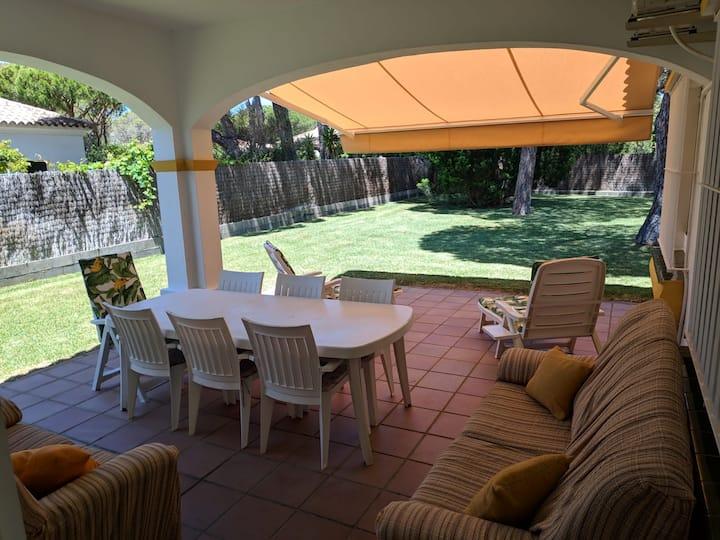 Playa-chalet,urb. Roche Residencial: VFT/CA/02387