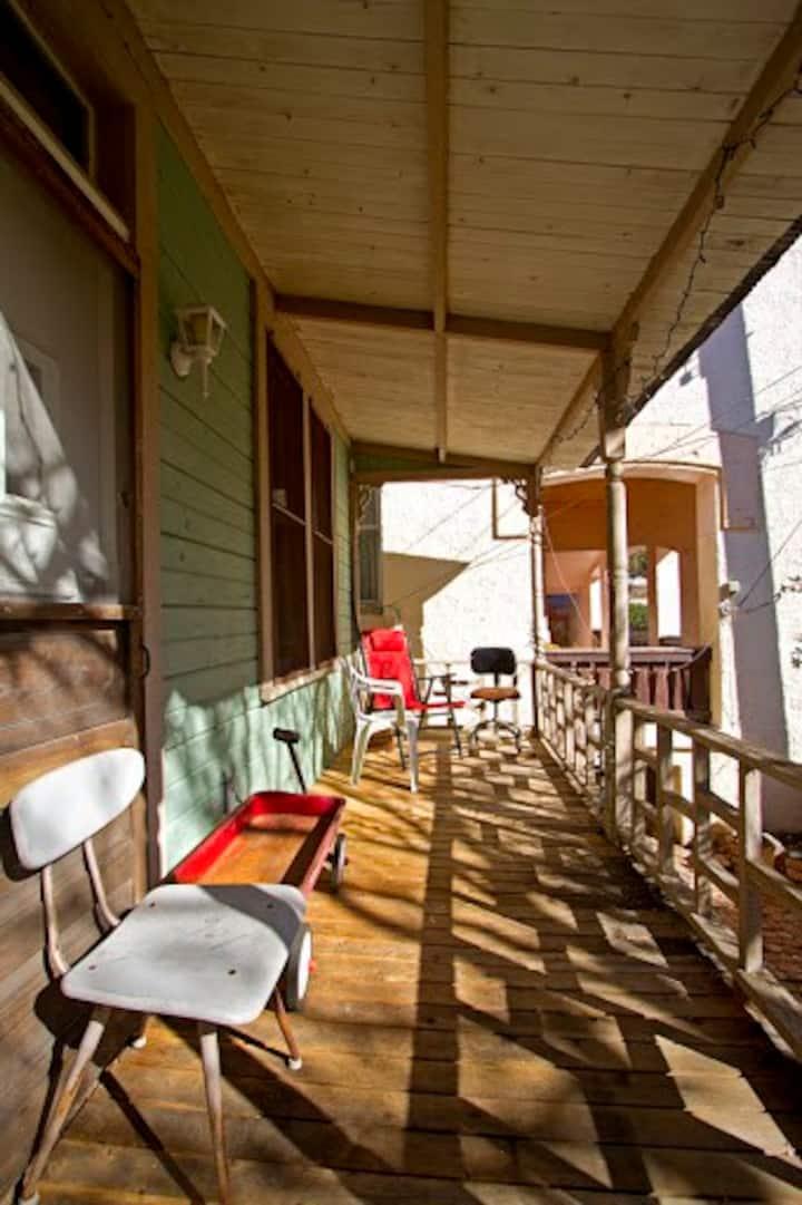 Bisbee Miner's Cabin