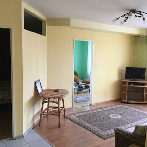 Appartement centre Oujgorod - Uzhorod - Appartement