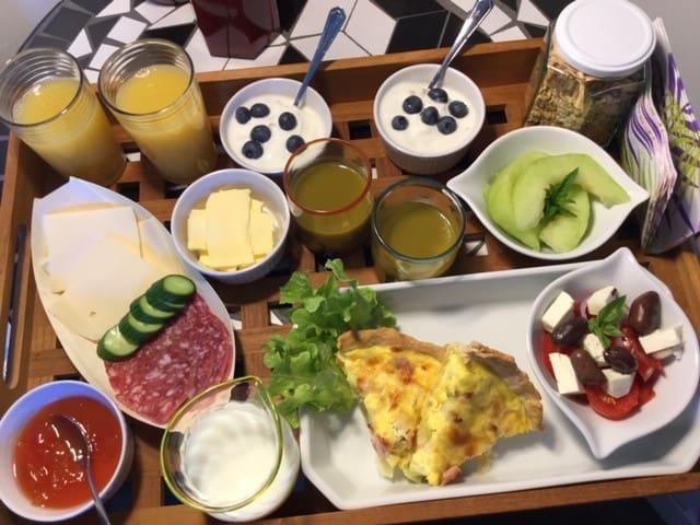 Gilleleje - Vipsebo annex Bed & Breakfast