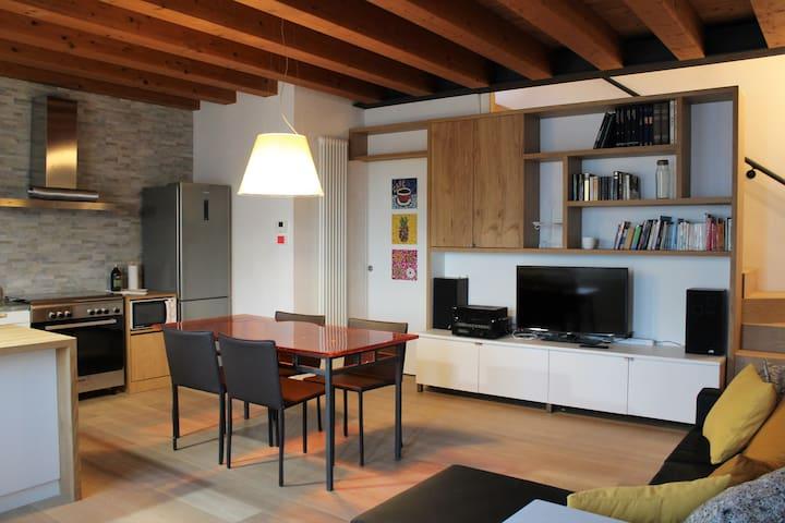 Casa di corte - fiera, centro, ospedale - Verona - Haus