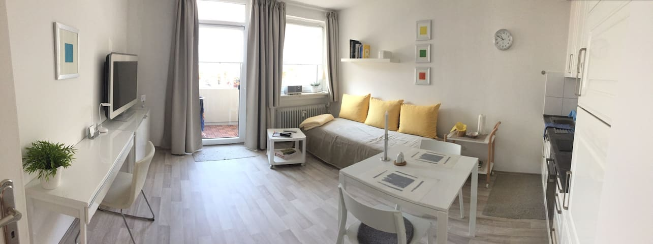 Neu renoviertes, modernes Apartment in Oberhaching - Oberhaching - Apartament