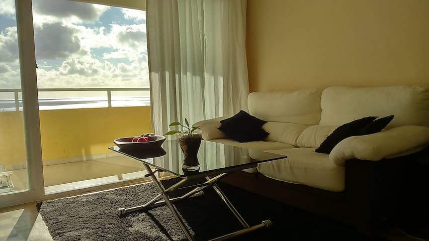 Alquilo piso con vista mare - Palma - Lägenhet