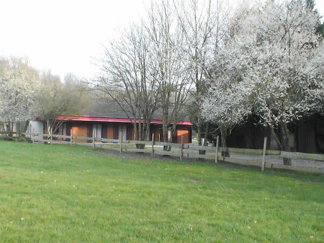 ferme des prairies - Lusigny-sur-Barse - Earth House