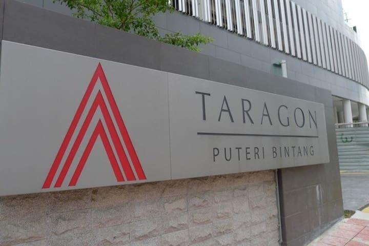 Taragon Puteri Bintang(Times Square - Kuala Lumpur - Condominium