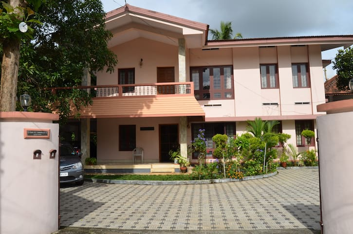 Govt. Approved Peaceful Homestay at Kottayam. - Kottayam - Rumah