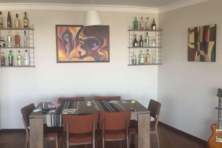 Private Room In The Luxurious Apartment in Bilkent - Çankaya - Apartemen