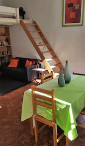 Studio confortable - Vieux port, lumineux - Marseille