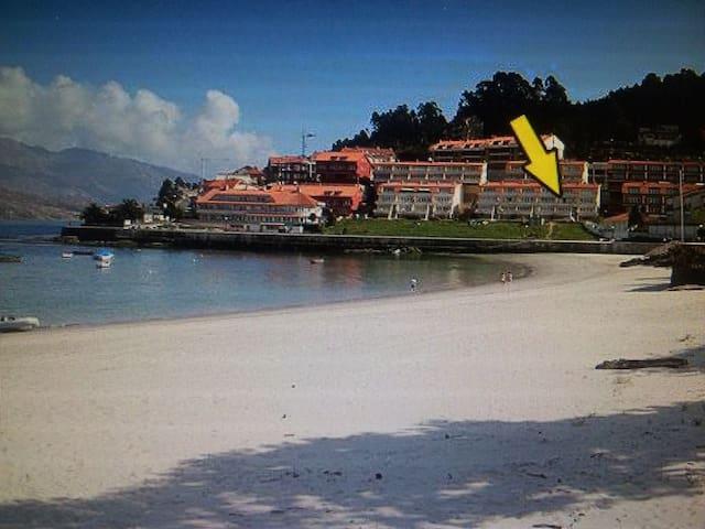 Playa de Quenxe.
