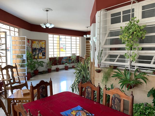 Room 1 of 4 in Beautiful house in El Vedado