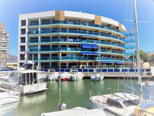 Bel appartement situé a Santa Margarida - Roses