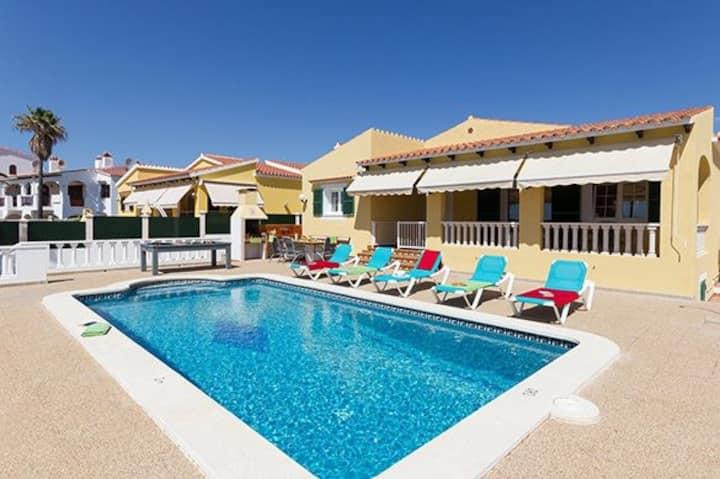 Preciosa Villa privada para 5/6 personas