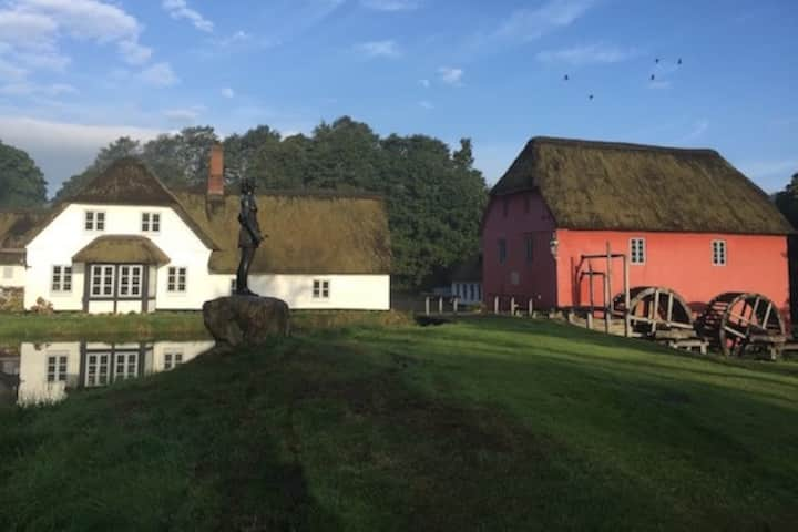 Nybjerg Mølle - Bed and Breakfast