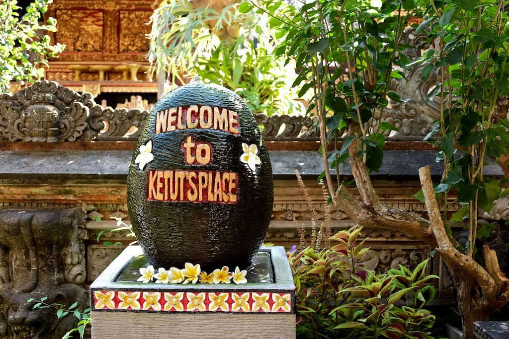 Welcome to Ketut's Place
