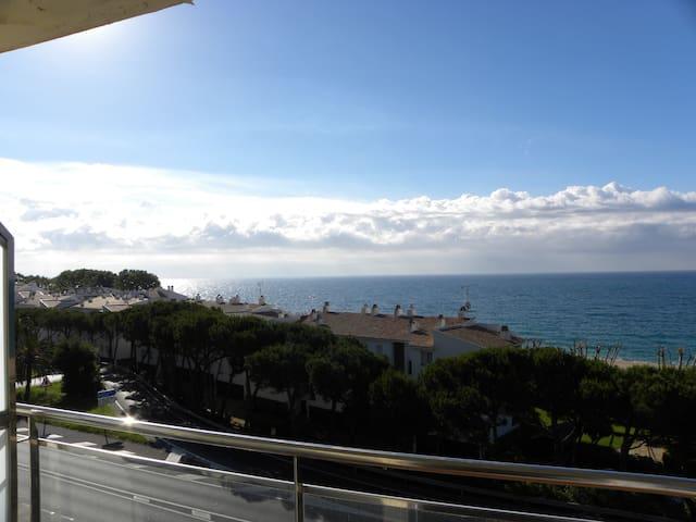 Appartement op 75 meter van het strand - Sant Pol de Mar - อพาร์ทเมนท์