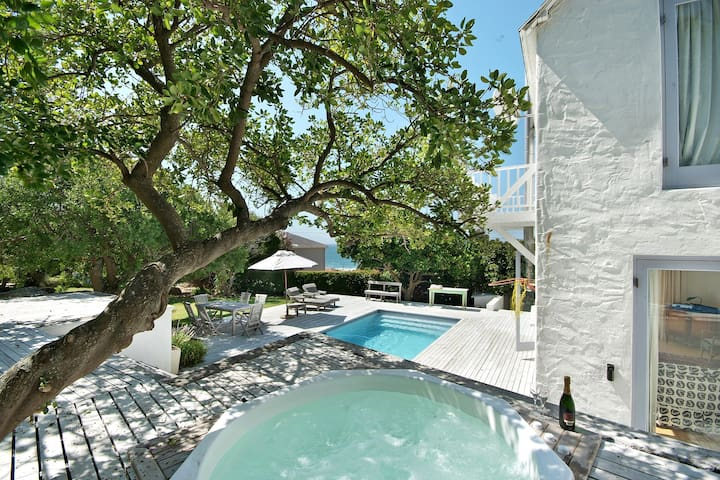 Kalkbay Villa, beautiful sea views, whale watching - Ciutat del Cap - Casa