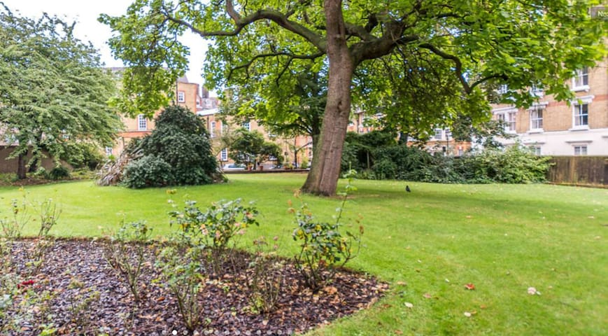 Great central pad in the heart of London Town