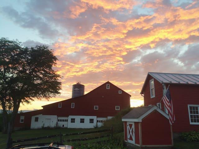 Midland Farm House