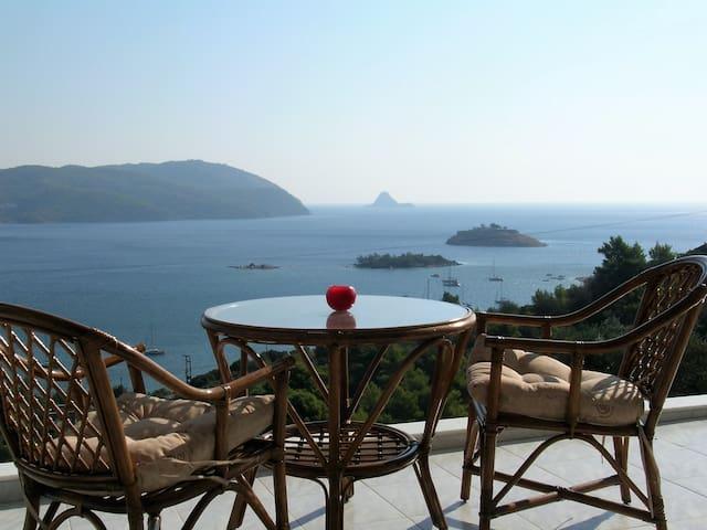 Live-Bio: Experience Authentic Greece!! - Poros - Apartment