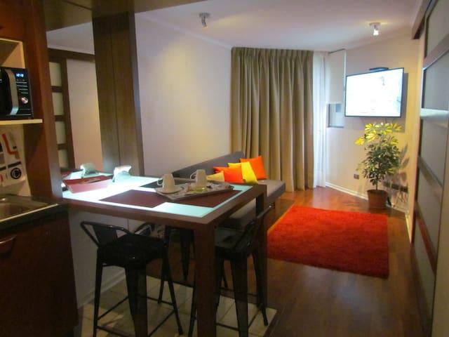 Adele Suites, Bellas Artes - Santiago - Apartment