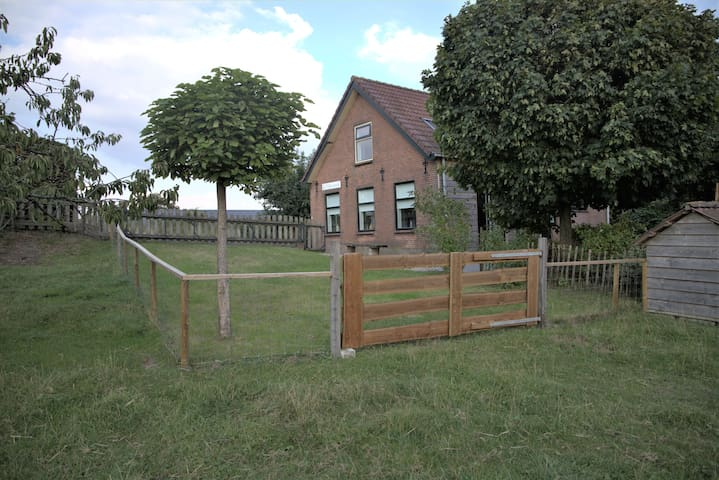 "6-pers. countryside cottage ""De Wildvank"""