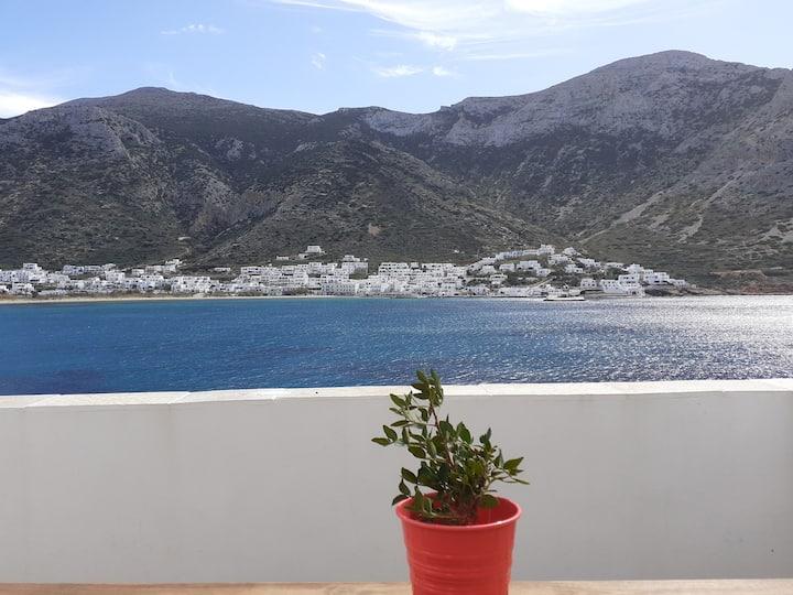 Villa Lefteris,Amazing view
