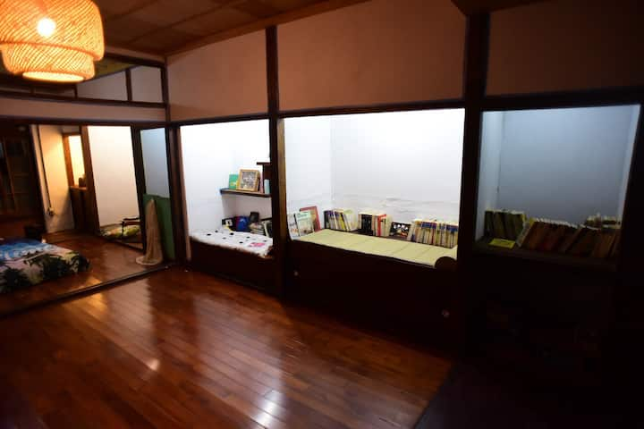 Egg Soup House(Japanese Style Room)
