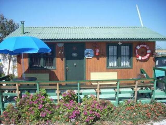 Cabañas Juan Gaviota  lugar acogedor junto al Mar