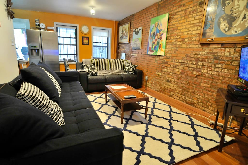 Lovely 2 Bedroom Apartment With Backyard Access Guest Suites For Rent In Brooklyn New York