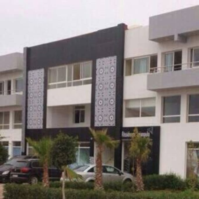 Junior appartment appart 39 h tels louer imi ouaddar for Louer appart hotel