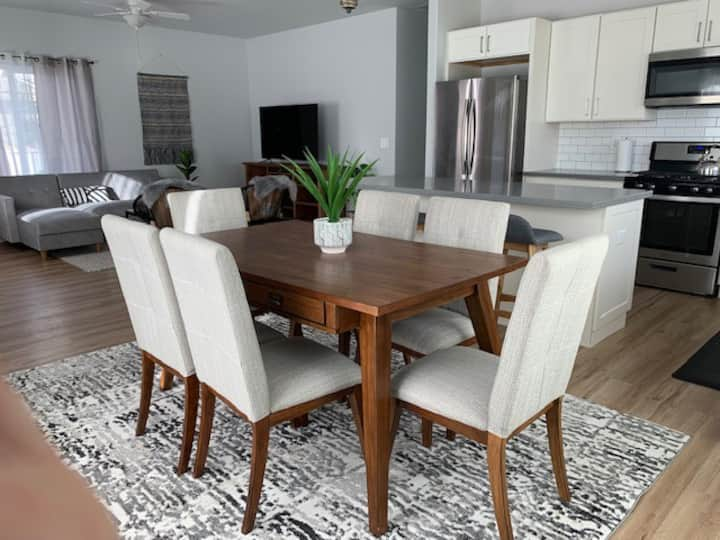 Modern + Family-Friendly Home with Fast Internet