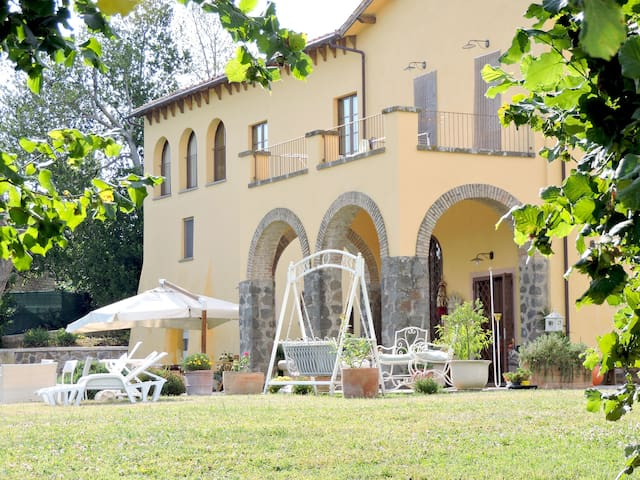 Casale Fedele - Family B&B - Ronciglione - 公寓