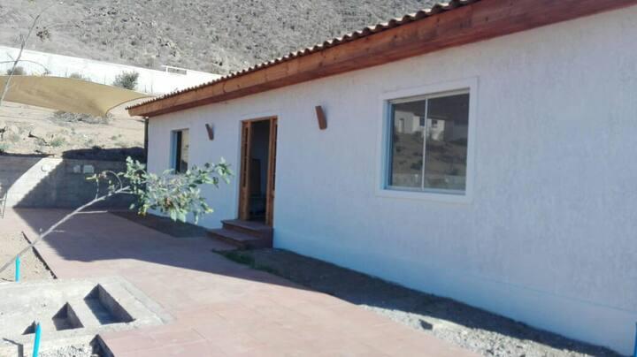 Casita Cerro Coquimbo