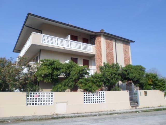 Casa al Mare a Marina di Montemarciano - Marina di Montemarciano - Appartement
