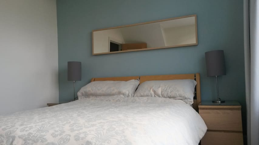 Luxurious 1 Bedroom Apartment in Dalkey - Dublin - Daire