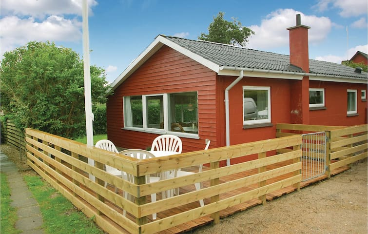Holiday cottage with 3 bedrooms on 62m² in Haderslev