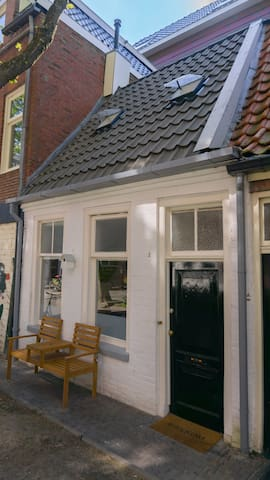 Schattig schippershuisje - Groningen - Hus