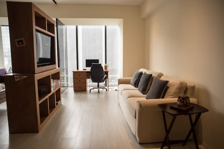 Luxury 1BR Apartment on Emblematic Reforma