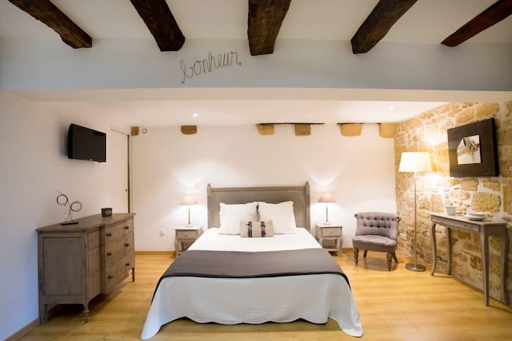 Studio de charme, centre historique de Sarlat