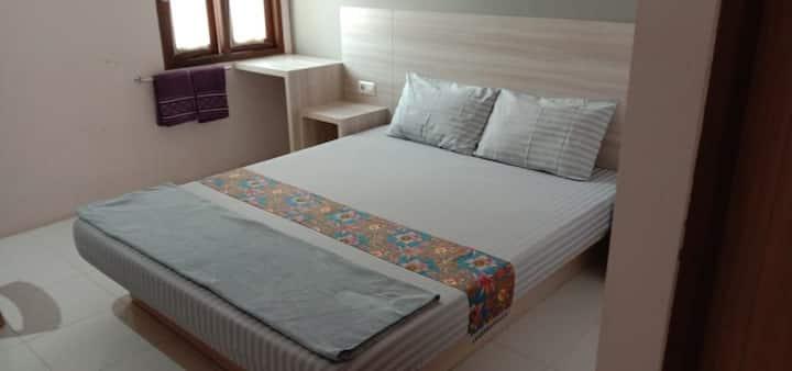 5Residence Semarang Double Bed Economy