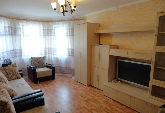 Однокомнатная квартира (ТМК ГРИНН) - Oryol - Apartamento