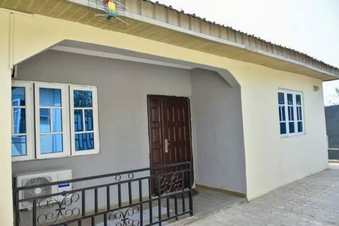 A unique private home in GRA